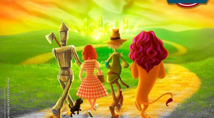El espectáculo familiar 'El Mago de Oz' llega al Teatro ESAD de Málaga