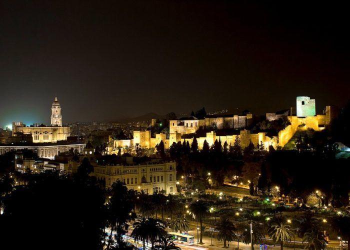 Espectáculo de Navidad gratis en familia en la Alcazaba de Málaga