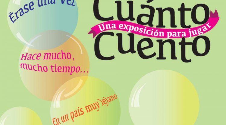 Exposición interactiva de cuentos para niños en Málaga