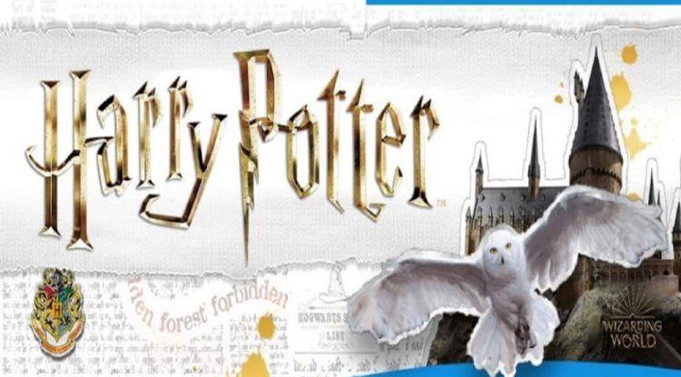 Exposición y taller gratis sobre Harry Potter en Málaga