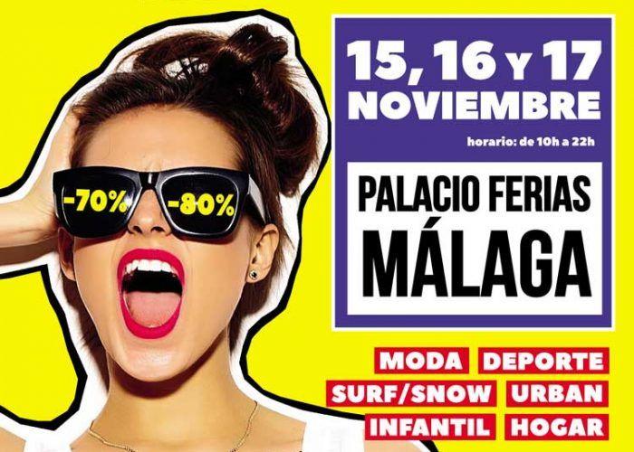 Guardería y actividades para niños en la Feria Outlet de Málaga