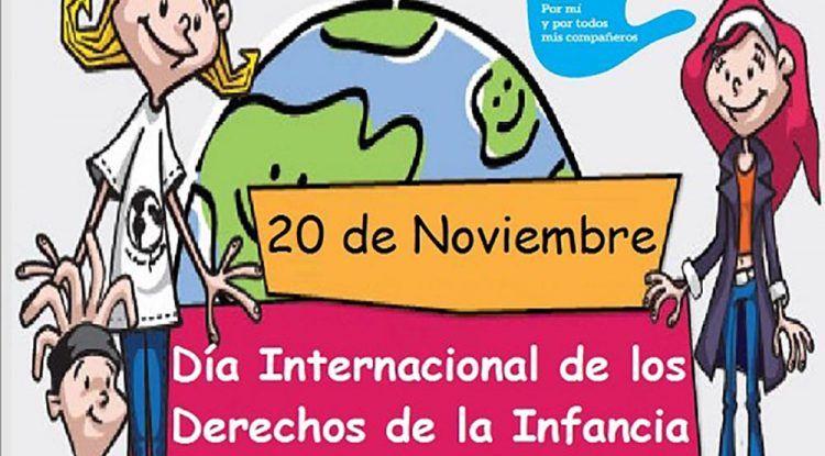 Fiesta infantil gratis en Cártama para celebrar el Día Internacional de los Derechos de la Infancia
