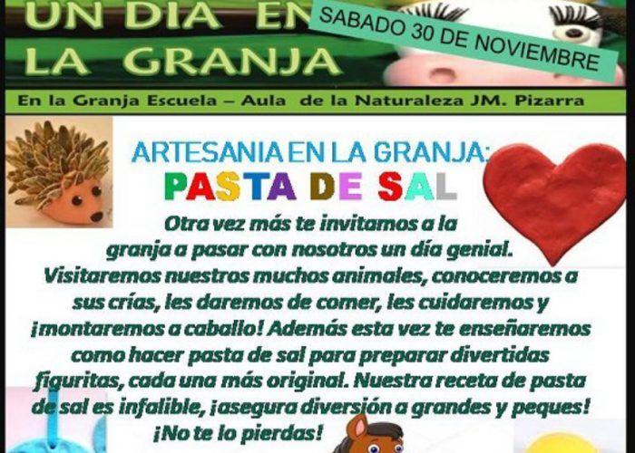 Jornada en familia en la Granja Escuela de Pizarra (Málaga)