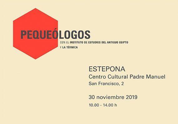 Taller de arqueología egipcia para niños en Estepona (Málaga)