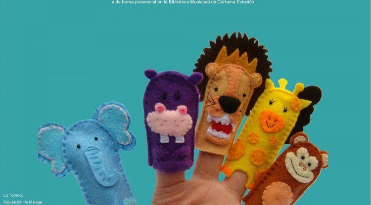 Taller de marionetas para niños en Cártama (Málaga)