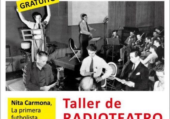 Taller gratis de radioteatro para adolescentes en Málaga