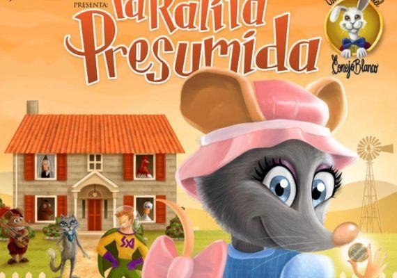 Teatro 'La Ratita Presumida' para toda la familia en Mijas (Málaga)