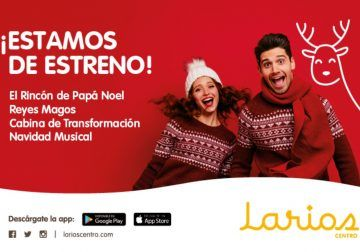 Actividades gratis de Navidad para toda la familia en Larios Centro (Málaga)