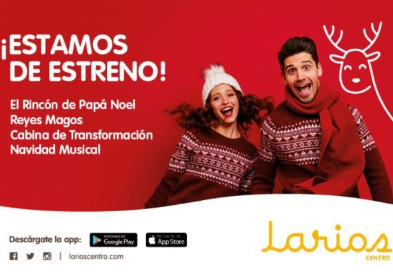 Actividades gratis para toda la familia en Navidad en Larios Centro (Málaga)