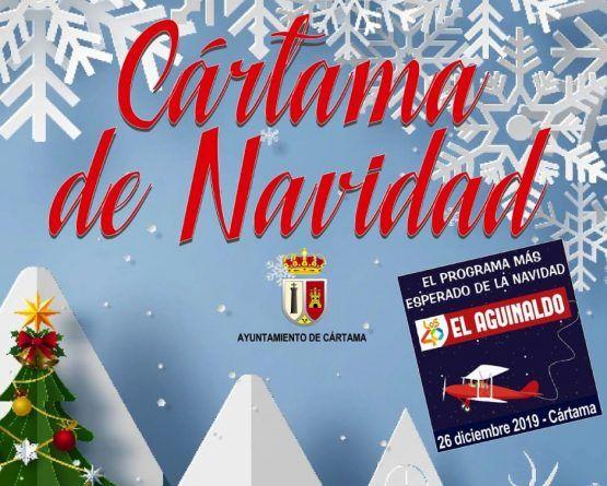 Actividades gratis de Navidad para toda la familia en Cártama (Málaga)