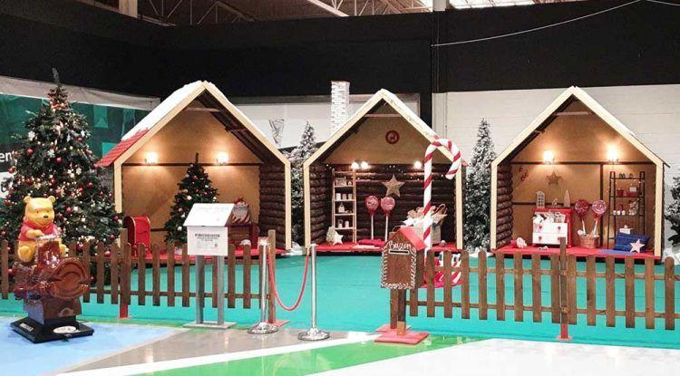 Actividades gratis de Navidad para toda la familia en Málaga Factory