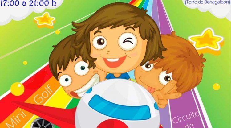 Actividades infantiles por Navidad en el 'Rincón Juega' de Torre de Benagalbón