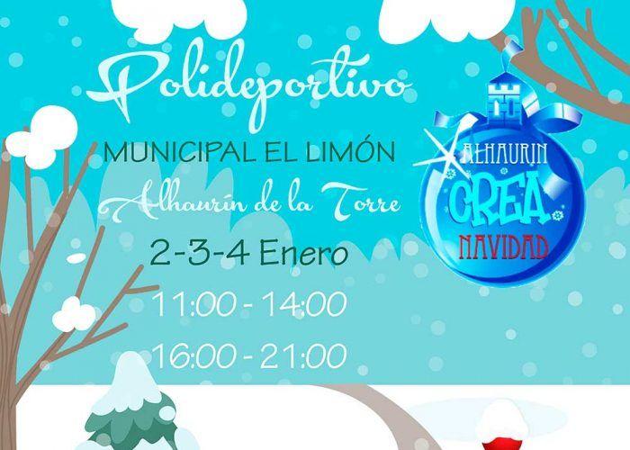 Actividades gratis de Navidad para toda la familia en Alhaurín de la Torre