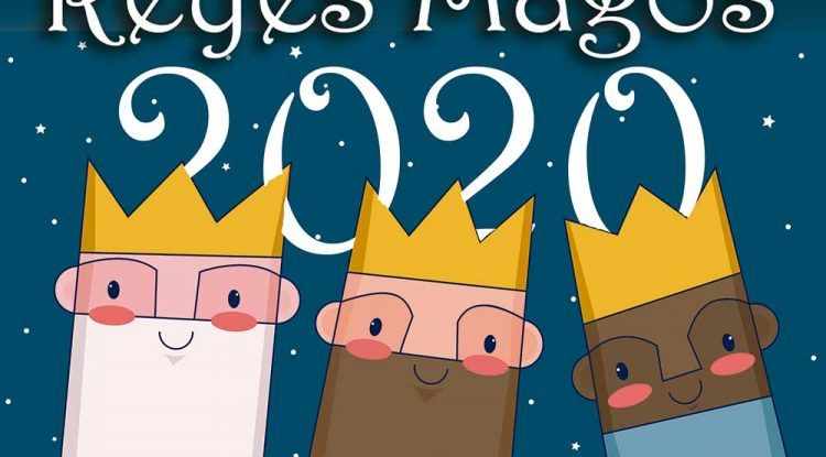 Cabalgata de Reyes Magos en Ojén