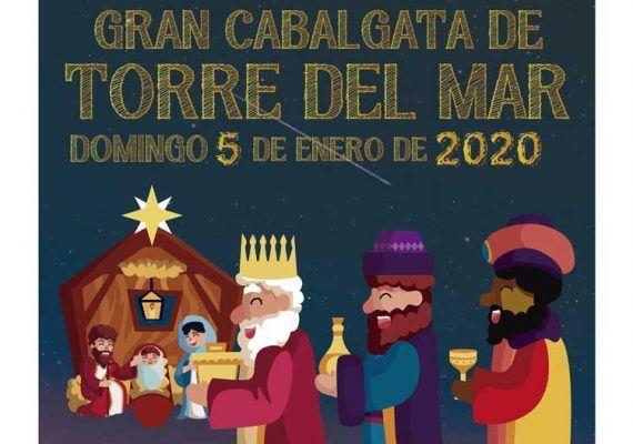 Cabalgata de Reyes Magos en Torre del Mar 2020