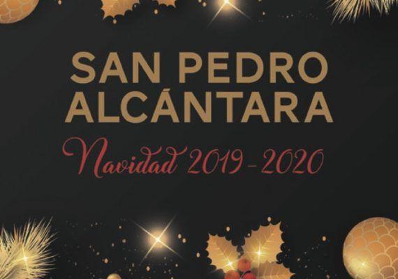 Cabalgata de Reyes Magos en San Pedro de Alcántara
