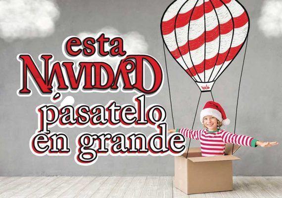 Campamento de Navidad para niños con Aloha Mental Málaga
