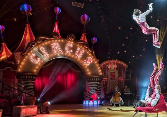 'Circlassica', el espectáculo de circo de Emilio Aragón, llega a Málaga