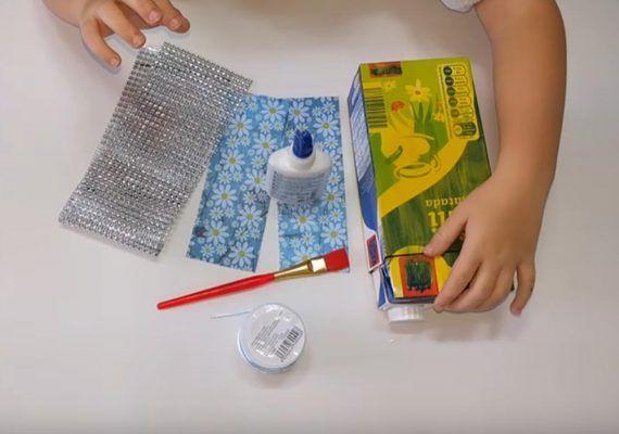 Cómo hacer un bolso o bolsa con un brick