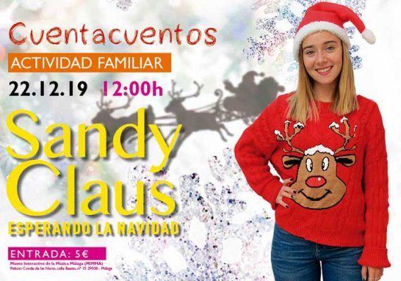 Cuentacuentos y talleres para niños en Navidad en el MIMMA Málaga