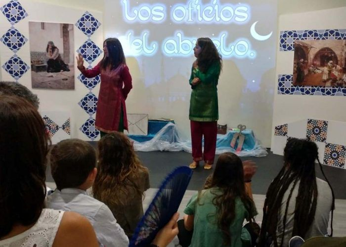 Cuentacuentos para bebés y niños en el Museo Thyssen de Málaga