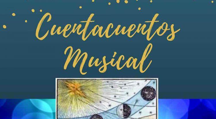 Cuentacuentos musical y danza para niños en el restaurante Tottam de Alhaurín el Grande