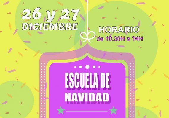 'Escuela de Navidad' para niños en Alhaurín de la Torre el 26 y 27 de diciembre