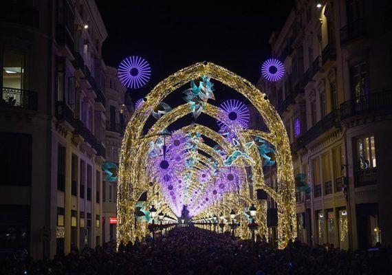 Espectáculos y actividades gratis de Navidad para toda la familia en Málaga