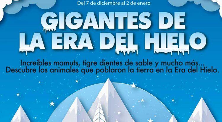 Exposición de animales prehistóricos gratis en el CC Rincón de la Victoria