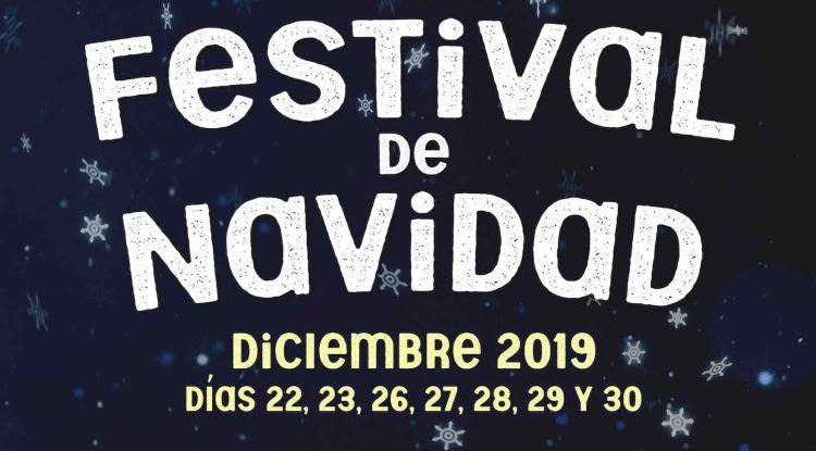 Actividades gratis para toda la familia en el Festival de Navidad en el CC Rincón de la Victoria