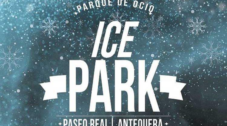 Actividades para niños y toda la familia en el Parque de Ocio Navideño 'Ice Park' de Antequera