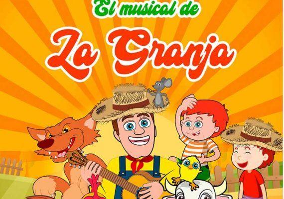 Teatro para niños 'El musical de La Granja' en Cártama