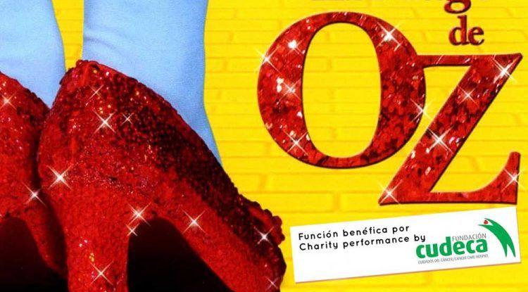 El musical 'El Mago de Oz' de Danzamanía llega a Málaga a beneficio de Cudeca