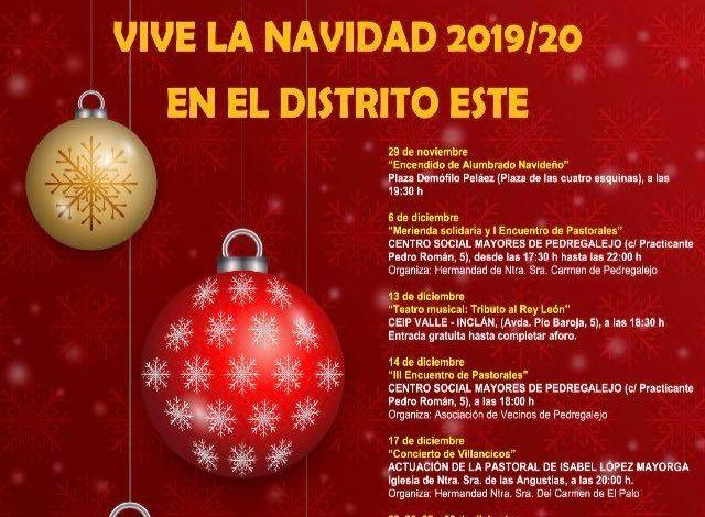 Actividades gratis para niños en Navidad en el distrito Málaga Este