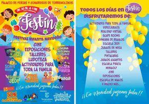 Actividades en FESTin: Festival navideño infantil con La Máquina Imaginaria en Torremolinos