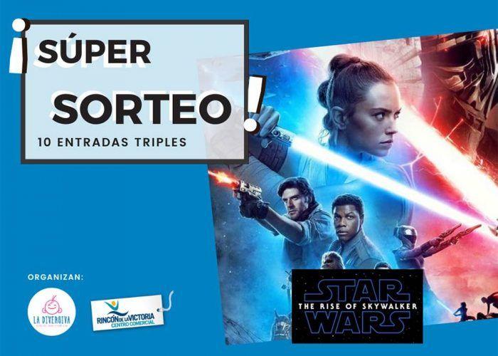 CC Rincón y La Diversiva te invitan al estreno de la nueva película de Star Wars