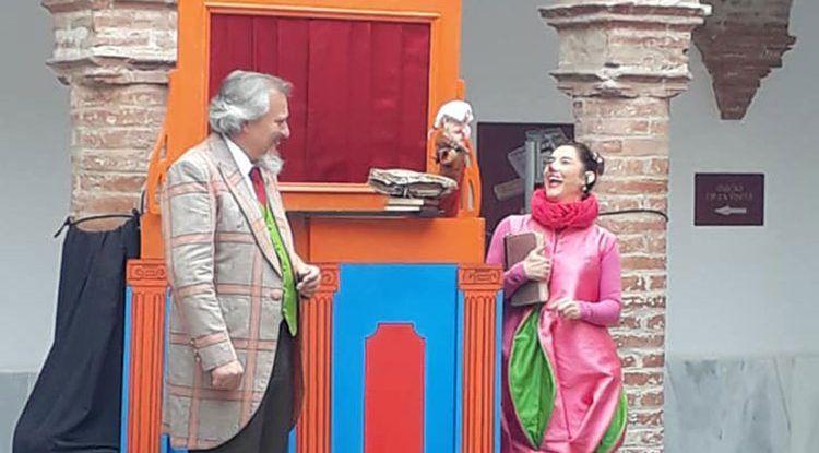Talleres para niños y teatro de marionetas infantil en el Museo de Vélez-Málaga