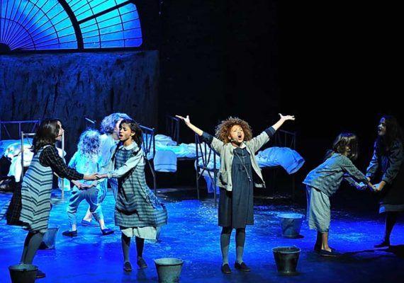 'Annie, el musical' para toda la familia llega a Estepona