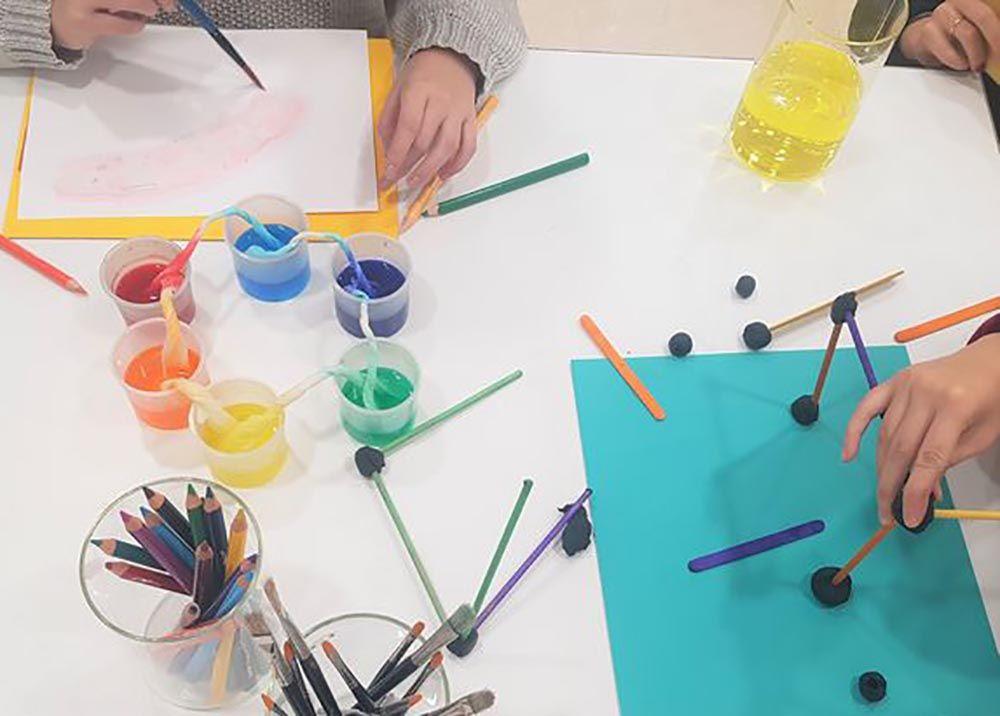 Campamento de arte para niños…