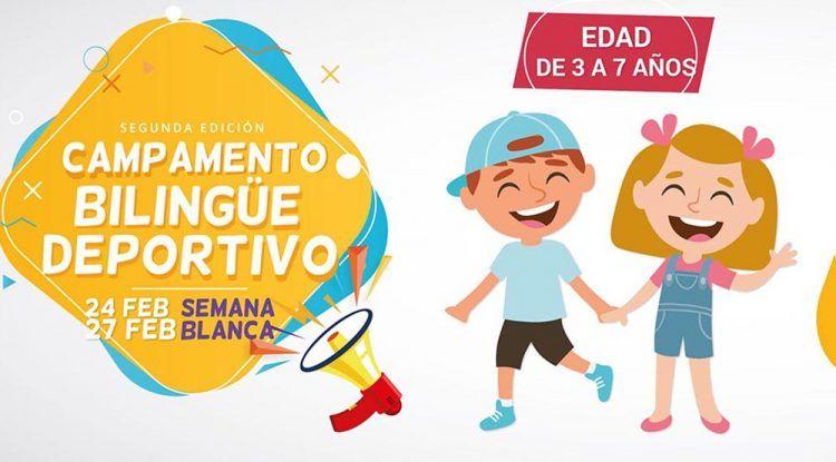 Campamento bilingüe deportivo de Semana Blanca sobre 'Toy Story' en Málaga