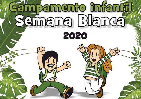 Campamento infantil de aventuras en Semana Blanca en el Jardín Botánico de Málaga