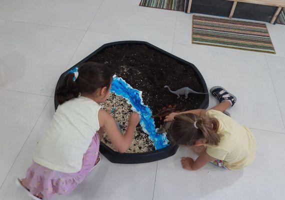 Campamento de Semana Blanca para bebés y niños en La Casita de Peque (Málaga)