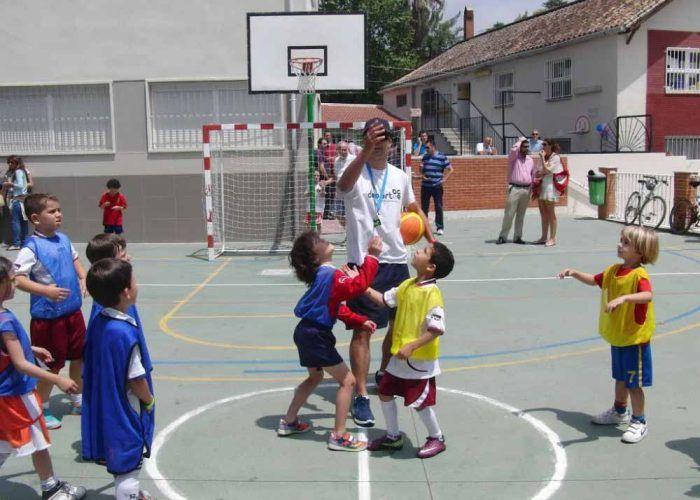 Campamentos de Semana Blanca para niños con Deportae en Málaga y Rincón de la Victoria
