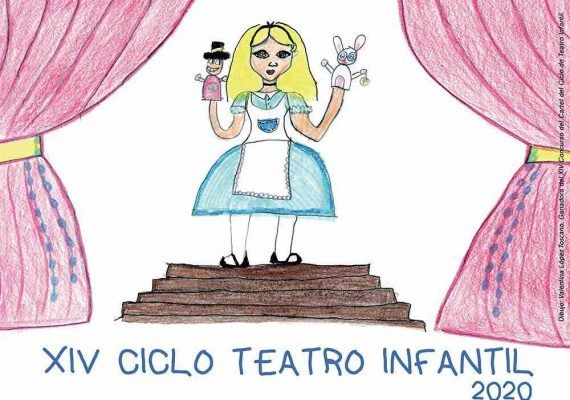 XIV Ciclo de Teatro Infantil 2020 en Alhaurín de la Torre