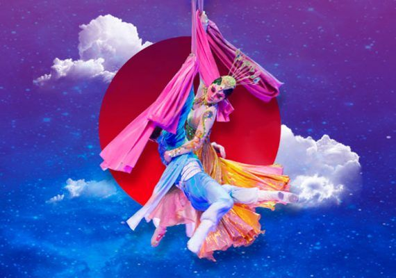 'Gran Circo Acrobático de China', espectáculo de circo para toda la familia llega a Torremolinos