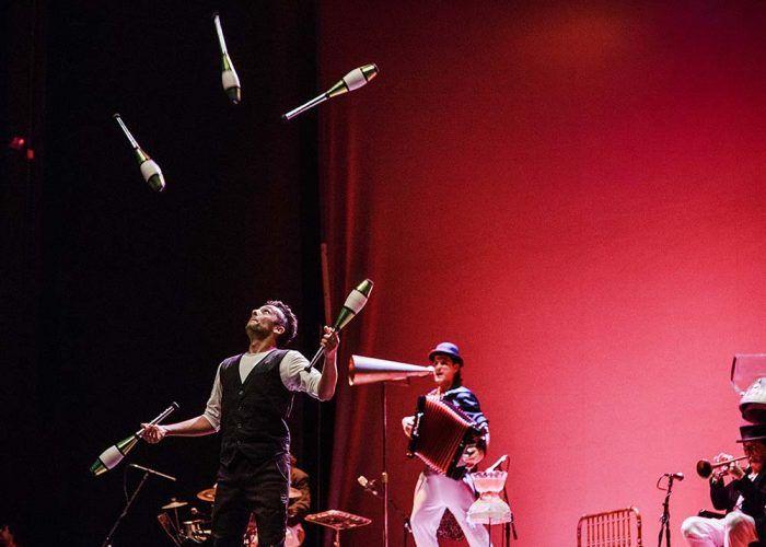 Circo, teatro y danza para toda la familia en el Teatro Cánovas de Málaga en febrero