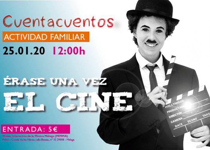 Cuentacuentos para niños en el MIMMA Málaga en enero