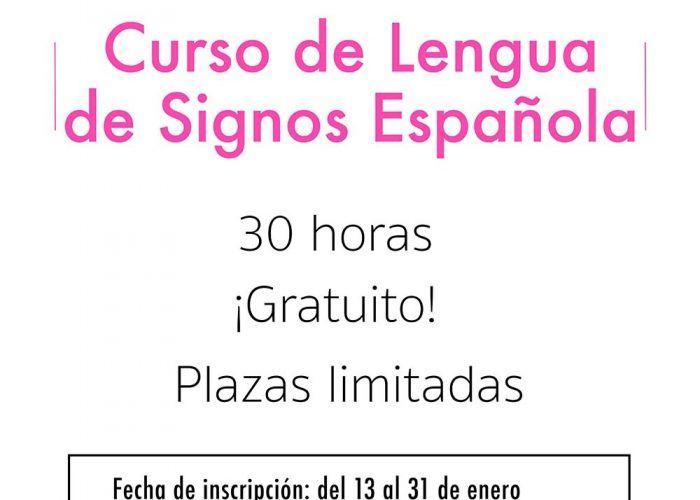 Curso gratis de lengua de signos para niños y jóvenes en Alhaurín de la Torre