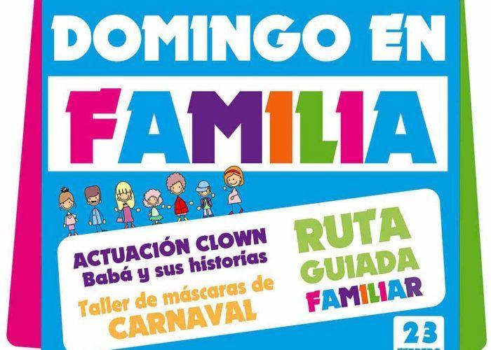 Domingo en familia en el Jardín Botánico de Málaga: espectáculo clown y Carnaval