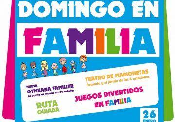 Domingo en familia en el Jardín Botánico de Málaga: gymkana, teatro y juegos